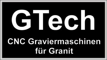 GTech CNC Graviermaschinen für Granit